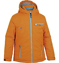 Hot Stuff Giacca sci bambino Padded Jacket Boy, Orange