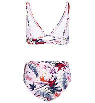 Hot Stuff Parrot Flower - Bikini - Mädchen, Pink