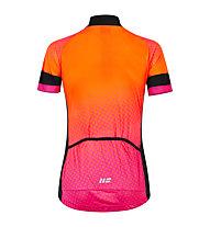 Hot Stuff Race - Radjersey - Damen, Orange/Fuxia
