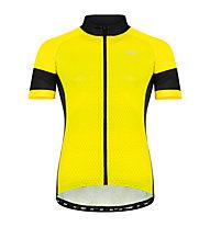 Hot Stuff Race - Radjersey - Herren, Yellow/Black