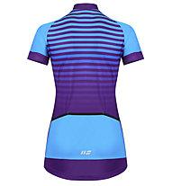 Hot Stuff Race - Radjersey - Damen, Blue/Violet