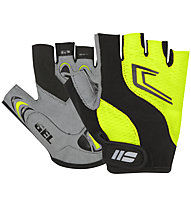 Hot Stuff Race Glove - guanti bici, Black/Yellow
