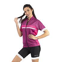 Hot Stuff Race - maglia bici - donna, Pink/Violet