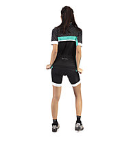 Hot Stuff Race - maglia bici - donna, Black/Light Blue