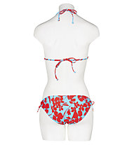 Hot Stuff Bikinioberteil - Damen , Blue/Red