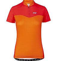 Hot Stuff Road Jersey - Radtrikot - Damen, Red/Orange