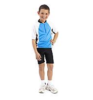 Hot Stuff Road Jersey Kid - Radtrikot - Kinder, Blue/White