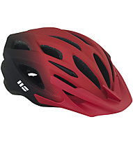 Hot Stuff Road - Radhelm Rennrad, Black/Red