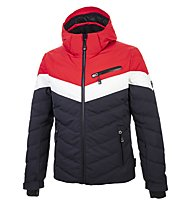 Hot Stuff Robinson - Skijacke - Herren, Blue/Red
