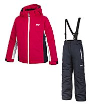 Hot Stuff HS Suit G - Skianzug - Kinder, Red/Blue