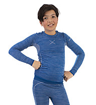 Hot Stuff Set Long Seamless K - Unterwäsche Komplet - Kinder, Blue