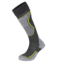 Hot Stuff Ski Basic - Skisocken, Grey/Yellow