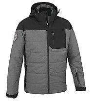 Hot Stuff Ski HS Skijacke, Black/Grey