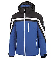 Hot Stuff Ski HS - giacca da sci - uomo, Light Blue/Black