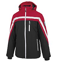 Hot Stuff Ski HS - giacca da sci - uomo, Black/Red