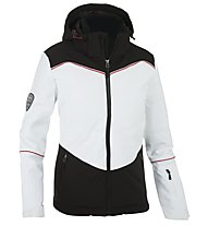 Hot Stuff Ski HS W Skijacke, Black/White/Red