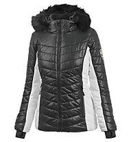 Hot Stuff Ski HS W - giacca da sci - donna, Black/White