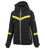 Hot Stuff Ski HS W - Skijacke - Damen, Black/Yellow