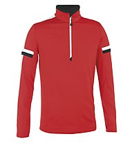 Hot Stuff Ski Layer HS Langarmshirt für Ski Alpin, Red/White
