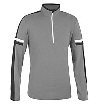 Hot Stuff Ski Layer HS Langarmshirt für Ski Alpin, Grey/Black