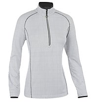 Hot Stuff Maglia sci Ski Shirt Stretch HS, Grey/White