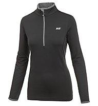 Hot Stuff Ski Shirt Stretch HS - maglia da sci - donna, Black