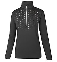 Hot Stuff Solidshirt - Skipullover - Damen, Black