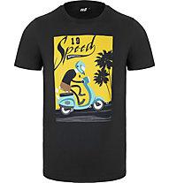Hot Stuff Speed - T-Shirt - Herren, Black