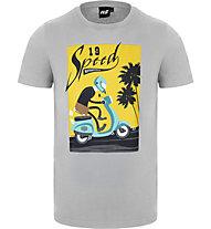 Hot Stuff Speed - T-Shirt - Herren, Grey