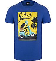 Hot Stuff Speed - T-shirt - uomo, Light Blue