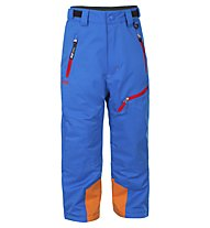 Hot Stuff Skihose Stretch Jr, Blue/Red