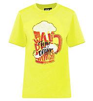 Hot Stuff T-S SS - T-Shirt - Herren , Yellow