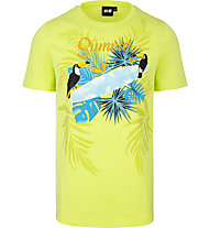 Hot Stuff Summer surf - T-shirt - uomo, Green