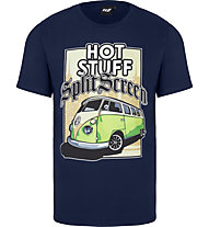 Hot Stuff Travel - T-shirt - uomo, Blue