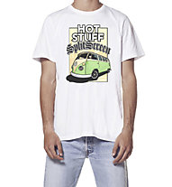 Hot Stuff Travel - T-shirt - uomo, White