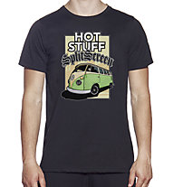 Hot Stuff Travel - T-shirt - uomo, Black