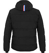 Hot Stuff Uni M - Skijacke mit Kapuze - Herren, Black