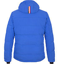 Hot Stuff Uni M - Skijacke mit Kapuze - Herren, Blue