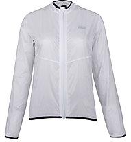 Hot Stuff Wind - giacca bici - donna, White
