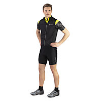 Hot Stuff Wind - gilet bici - uomo, Black