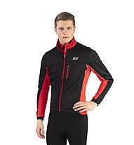Hot Stuff Winter - giacca bici - uomo, Black/Red