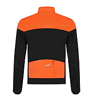 Hot Stuff Winter Pro - giacca bici - uomo, Black/Orange