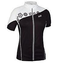 Hot Stuff Jersey donna, Black/White