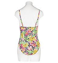 Hot Stuff Zebra Flower - costume intero - donna , Multicolor