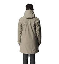 Houdini Fall In Parka - giacca in PrimaLoft® con cappuccio - donna, Beige