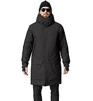 Houdini Fall In Parka - giacca in PrimaLoft® con cappuccio - uomo, Black