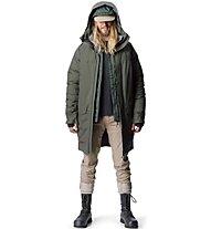 Houdini Fall In Parka - giacca in PrimaLoft® con cappuccio - uomo, Green