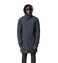 Houdini M's Fall In Parka - giacca in PrimaLoft® con cappuccio - uomo, Dark Blue