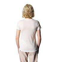 Houdini W's Tree - T-shirt - donna, White