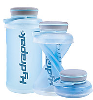 Hydrapak Stash Bottle 1L - Trinkflasche, Light Blue